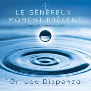 Le généreux moment présent – CD