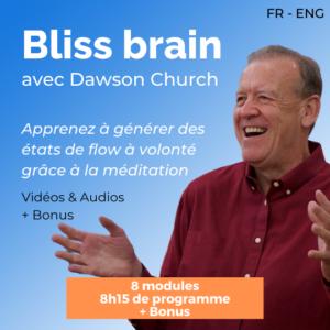 """Atelier """"Bliss Brain"""" avec Dawson Church"""