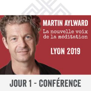 Martin Aylward – Ne te quitte pas – Conférence du 23 Novembre 2019