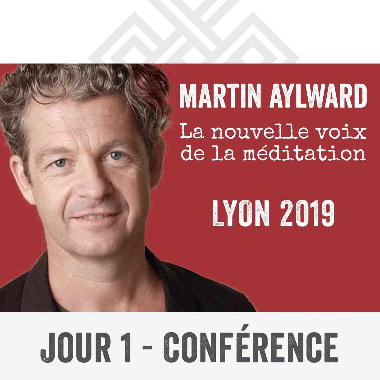 Martin Aylward - Ne te quitte pas - Conférence du 23 Novembre 2019