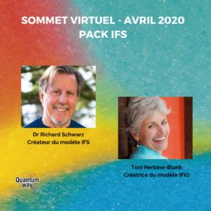 Pack IFS – Richard Schwartz & Toni Herbine-Blank ✧ Sommet Quantum Way 2020
