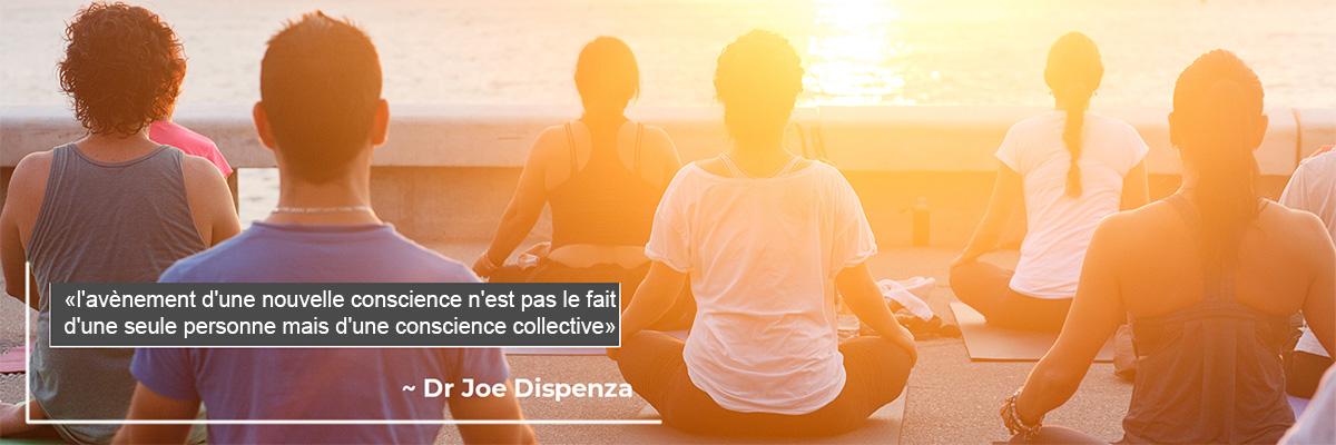 générer un changement dans la réalité - Joe Dispenza