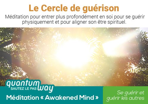 Awakened Mind_Le Cercle de guérison_banniere produit