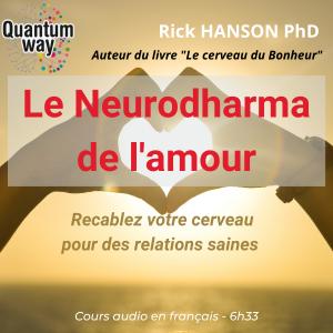 Cours audio_Rick Hanson_Le neurodharma de l amour_Image_1200x1200