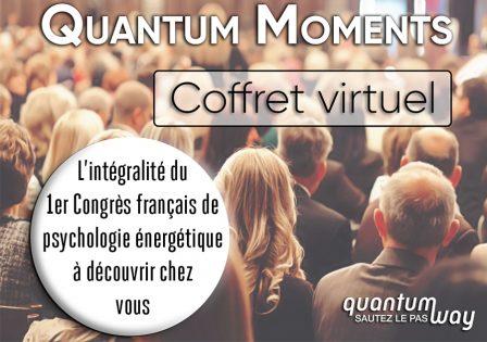 Quantum Way_coffret 1e congres psychologie energetique